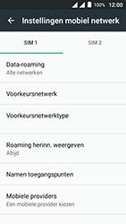 Alcatel Pixi 4 (5) - Internet - dataroaming uitschakelen - Stap 6