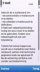 Nokia C5-03 - e-mail - handmatig instellen - stap 6