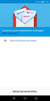Huawei Mate 10 Pro - E-mail - Handmatig instellen (gmail) - Stap 5