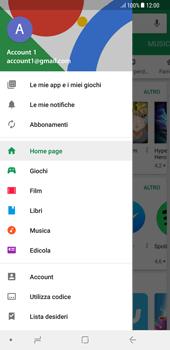 Samsung Galaxy Note 8 - Applicazioni - Come verificare la disponibilità di aggiornamenti per l
