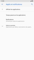 Nokia 8 - Android Pie - Applications - Comment désinstaller une application - Étape 5