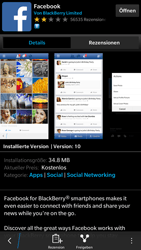 BlackBerry Leap - Apps - Herunterladen - 0 / 0