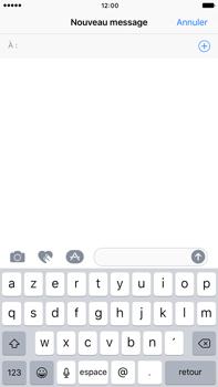 Apple iPhone 7 Plus - Contact, Appels, SMS/MMS - Envoyer un SMS - Étape 3