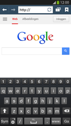 Samsung I9505 Galaxy S IV LTE - Internet - Hoe te internetten - Stap 9