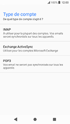 Sony Xperia X Compact (F5321) - Android Oreo - E-mail - Configuration manuelle - Étape 11