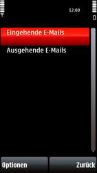 Nokia 5800 Xpress Music - E-Mail - Konto einrichten - Schritt 22