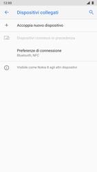 Nokia 8 - Android Pie - Bluetooth - Collegamento dei dispositivi - Fase 5