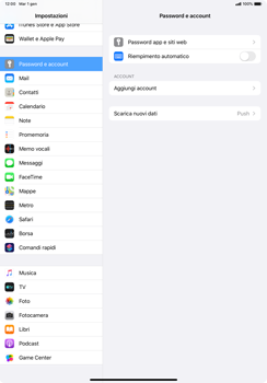 Apple iPad Pro 10.5 (1st gen) - iPadOS 13 - E-mail - 032a. Email wizard - Gmail - Fase 4