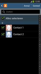 Samsung Galaxy Core LTE 4G (SM-G386F) - Contacten en data - Contacten kopiëren van SIM naar toestel - Stap 8