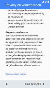 OnePlus 3 - Applicaties - Account instellen - Stap 18