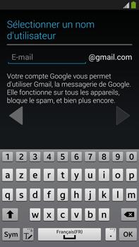 Samsung Galaxy Note 3 - Premiers pas - Créer un compte - Étape 11