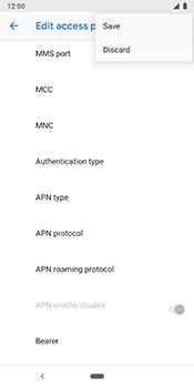 Google Pixel 3 - Internet - Manual configuration - Step 17