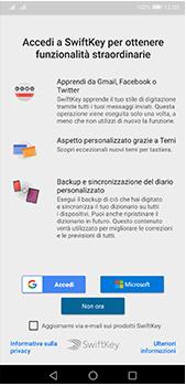 Huawei P20 Pro - Android Pie - Operazioni iniziali - Come aggiungere una lingua alla tastiera - Fase 6