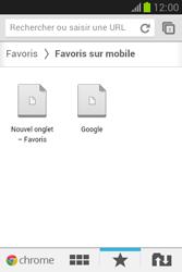 Samsung Galaxy Fame Lite - Internet et roaming de données - Navigation sur Internet - Étape 17