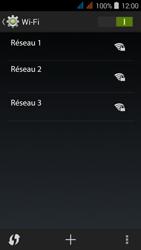 Acer Liquid Z520 - WiFi - configuration du WiFi - Étape 6
