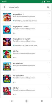 Sony Xperia XZ3 - Apps - Herunterladen - Schritt 14