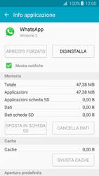 Samsung Samsung Galaxy J3 2016 - Applicazioni - Come disinstallare un