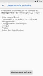 Nokia 8 - Téléphone mobile - Réinitialisation de la configuration d