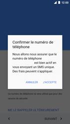 Motorola Moto E (1st Gen) (Lollipop) - Premiers pas - Créer un compte - Étape 15