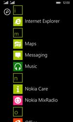 Nokia Lumia 530 - SMS - Manual configuration - Step 3