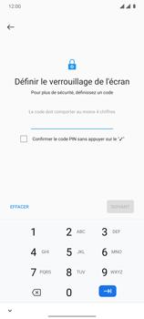 OnePlus 7T - Sécuriser votre mobile - Activer le code de verrouillage - Étape 7