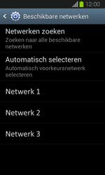 Samsung I8730 Galaxy Express - Buitenland - Bellen, sms en internet - Stap 10