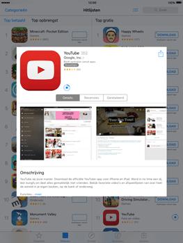 Apple iPad mini met iOS 9 (Model A1455) - Applicaties - Account aanmaken - Stap 26