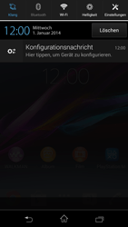 Sony Xperia Z1 Compact - Internet - Automatische Konfiguration - 2 / 2