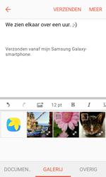 Samsung Galaxy Xcover 3 VE (G389) - E-mail - Bericht met attachment versturen - Stap 12