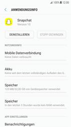 Samsung Galaxy S7 - Android N - Apps - Eine App deinstallieren - Schritt 6