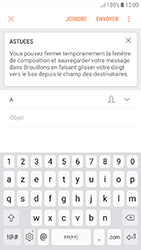 Samsung Galaxy J5 (2017) - E-mail - envoyer un e-mail - Étape 6