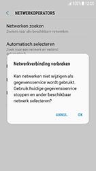 Samsung Galaxy J3 (2017) - Netwerk - Handmatig een netwerk selecteren - Stap 11