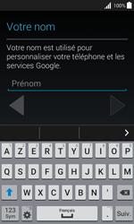 Samsung Galaxy Trend 2 Lite - Premiers pas - Créer un compte - Étape 10