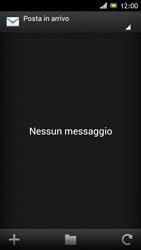 Sony Xperia J - E-mail - Configurazione manuale - Fase 4