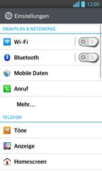 LG P710 Optimus L7 II - Netzwerk - Netzwerkeinstellungen ändern - Schritt 4