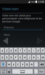 Samsung G388F Galaxy Xcover 3 - Applications - Créer un compte - Étape 5