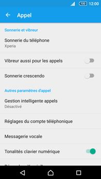 Sony Xperia Z5 Premium (E6853) - Messagerie vocale - Configuration manuelle - Étape 6