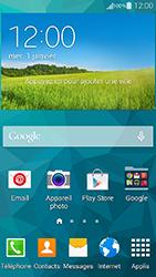 Samsung G800F Galaxy S5 Mini - E-mail - Configuration manuelle (outlook) - Étape 1