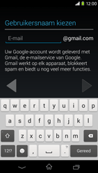 Sony Xperia M2 - apps - account instellen - stap 7