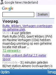 Nokia C5-00 - Internet - Internetten - Stap 9