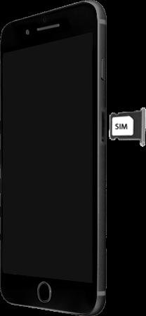 Apple iPhone 6s Plus - iOS 13 - Appareil - Insérer une carte SIM - Étape 5