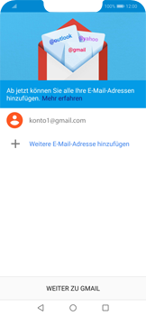 Huawei Mate 20 Lite - E-Mail - Konto einrichten (gmail) - Schritt 12