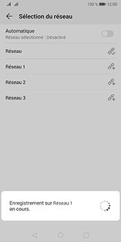 Huawei Mate 10 Pro Android Pie - Réseau - Utilisation à l