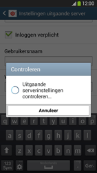 Samsung G386F Galaxy Core LTE - E-mail - e-mail instellen: POP3 - Stap 16