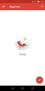 Huawei P Smart - E-Mail - Konto einrichten (gmail) - Schritt 13