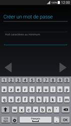 Samsung G530FZ Galaxy Grand Prime - Applications - Créer un compte - Étape 11