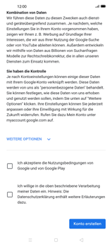 Oppo Find X2 - Apps - Einrichten des App Stores - Schritt 16