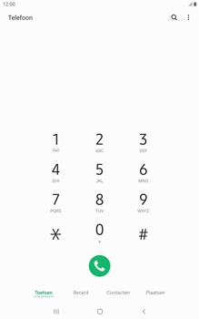 Samsung galaxy-tab-a-8-0-lte-2019-sm-t295 - Voicemail - Handmatig instellen - Stap 5