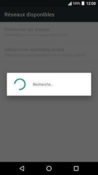 Acer Liquid Zest 4G Plus - Réseau - Sélection manuelle du réseau - Étape 7