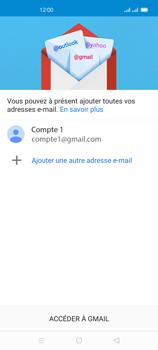 Oppo Reno 4Z - E-mails - Ajouter ou modifier votre compte Gmail - Étape 12